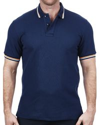 Maceoo Polo Mozarttip Navy - Blue