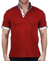 Maceoo Polo Mozartsolid - Red