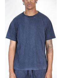 MACHUS private label Classic Tee / Lapis - Blue