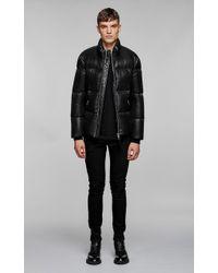 Mackage - Greg Reversible High-low Shirttail Hem Jacket - Lyst