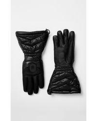 Mackage Adley Insulated Performance Glove In Black - Women