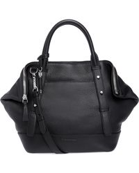 Mackage - Raffa Double-handle Satchel With Removable Crossbody Strap - Lyst