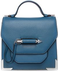 Mackage - Rubie Leather Crossbody Bag - Lyst