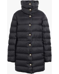 Mackintosh Black Short Down Coat Ld-019