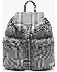 Mackintosh - Glencheck Patterned Backpack - Lyst