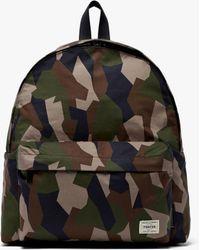 Mackintosh - Camouflage Porter Daypack - Lyst