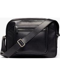 Mackintosh Black Leather 0003 Bowling Bag