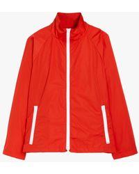 Mackintosh Mairi Red Nylon Jacket Lms-062