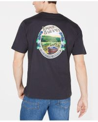 aca6d11859098 Lyst - Tommy Hilfiger Men s Old Skool Graphic-print T-shirt in Gray ...