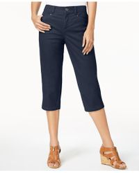 Style & Co. | Petite Capri Trousers, Created For Macy's | Lyst