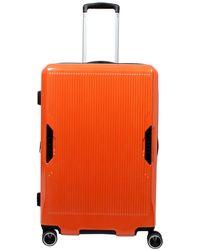 """Revo Ignite 25"""" Check-in Luggage - Orange"""