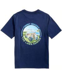 Tommy Bahama - Lawn Ranger Graphic-print T-shirt - Lyst