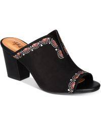 Style & Co. - Peggy Slip-on Sandals, Created For Macy's - Lyst