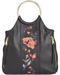 INC International Concepts - Embroidered Bangle Medium Crossbody, Created For Macy's - Lyst