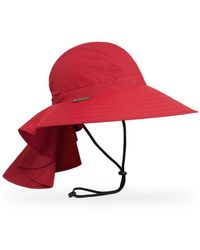 Sunday Afternoons Sun Dancer Hat - Red
