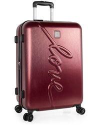 "ED Ellen DeGeneres Addison 24"" Check-in Luggage - Multicolor"