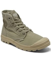 Palladium Pampa Hi Sneaker Boots From Finish Line - Multicolor