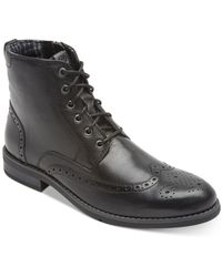 Rockport - Colden Wingtip Dress Casual Boots - Lyst