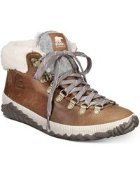 Sorel Out N About Plus Conquest Boots - Brown
