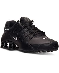 714738db84b1 Lyst - Nike Men s Total Shox Running Sneakers From Finish Line in ...