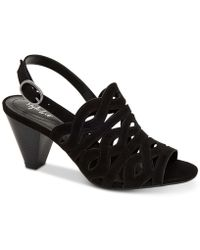 Style & Co. - Henleyy Slingback Sandals, Created For Macy's - Lyst