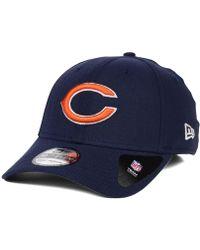 0a2deb532 KTZ Chicago Bears Nfl Heather Gray Bucket Hat for Men - Lyst