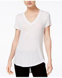 RACHEL Rachel Roy - Taylor High-low T-shirt - Lyst