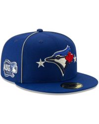 high fashion super cute buy cheap KTZ Toronto Blue Jays Paisley Time 9fifty Snapback Cap in Black ...