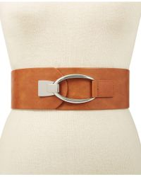 INC International Concepts - Interlocking-hook Stretch Belt, Created For Macy's - Lyst