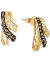 Le Vian - Chocolatier® Diamond Drop Earrings (1/3 Ct. T.w.) In 14k Gold - Lyst