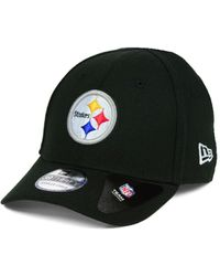 KTZ - Pittsburgh Steelers Jr Team Classic 39thirty Cap - Lyst