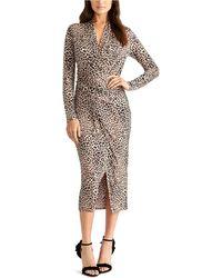 RACHEL Rachel Roy - Bret Jersey Dress - Lyst