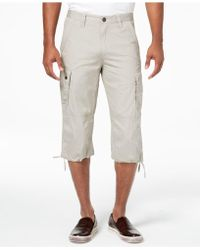INC International Concepts - Extra Long Messenger Shorts, Created For Macy's - Lyst