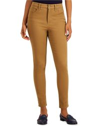Charter Club Windham High-rise Skinny Jeans, Created For Macy's - Brown