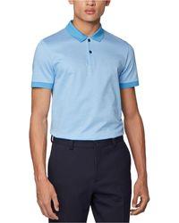 BOSS by Hugo Boss - Phillipson 71 Polo Shirt - Lyst