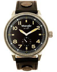 Wrangler Watch - Gray