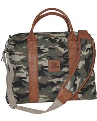 Buxton Expedition Ii Huntington Gear Laptop Briefcase - Green