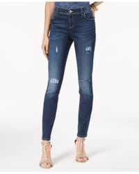 INC International Concepts - I.n.c. Ripped Skinny Jeans, Created For Macy's - Lyst