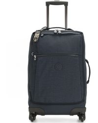 Kipling Darcey Small Carry-on Rolling Luggage - Blue
