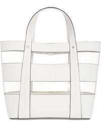 INC International Concepts Inc Clear Block Tote, Created For Macy's - Multicolor