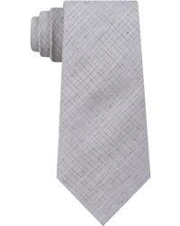 DKNY - Distressed Street Slim Tie - Lyst