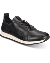 Kenneth Cole Reaction Intrepid Sneakers - Black
