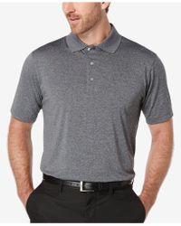PGA TOUR - Men's Heathered Polo Shirt - Lyst