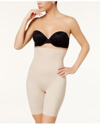 Miraclesuit - Extra Firm Control High Waist Thigh Slimmer 2759 - Lyst