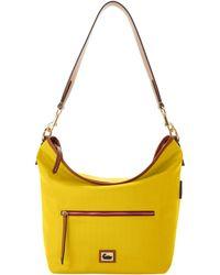 Dooney & Bourke Wayfarer Hobo - Yellow