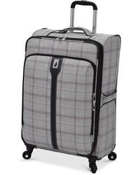 "London Fog - Knightsbridge 25"" Expandable Spinner Suitcase - Lyst"