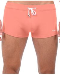 "2xist - Solid Cabo 2"" Swim Shorts - Lyst"