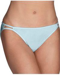 Vanity Fair Illumination String Bikini 18108 - Blue