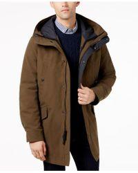 Cole Haan - Men's 3-in-1 Utility Jacket - Lyst