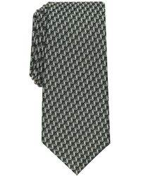Alfani Norton Geometric Necktie, Created For Macy's - Multicolor